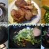 腊肉回锅肉的做法
