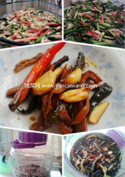 黄瓜什锦咸菜的bob手机版下载方法