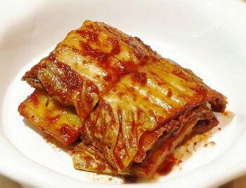 腌渍韩式辣白菜