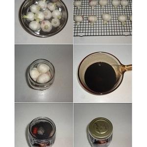 不放糖照样可以腌出糖醋蒜的方法