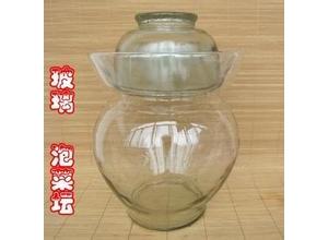 玻璃泡菜坛(示例)