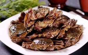 天津宁河醉紫蟹的做法