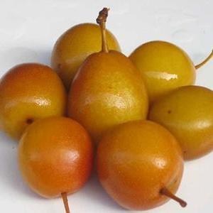 泡黄梨的做法