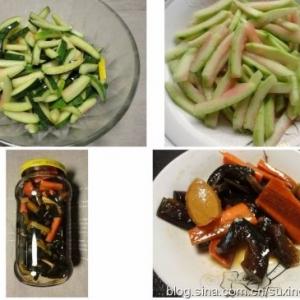 西瓜皮酱菜的bob手机版下载方法