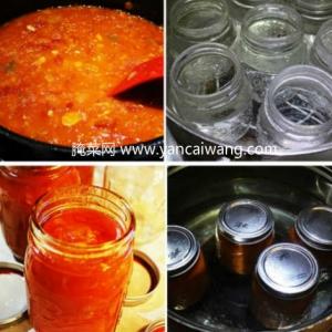 可以常温储存一年的腌番茄