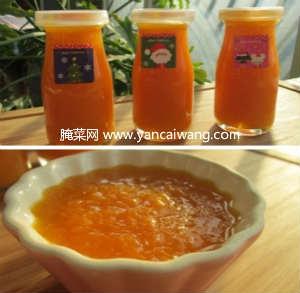 桔子果酱的简单做法