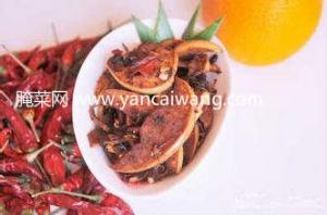 豉香柚子皮——变废为宝的小咸菜