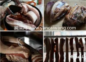 自制广式腊肉的方法