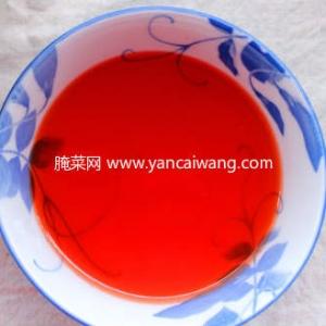 福建青红酒(红糯米酒)的制作方法