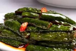 酱黄瓜——佐餐或炒菜都不错