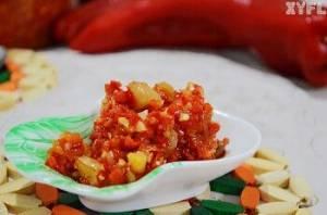 花生剁椒酱的做法