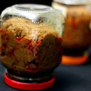 家常香辣蟹酱的做法