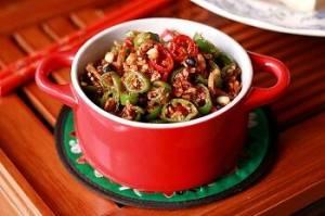 蒜蓉豆豉辣椒酱的做法